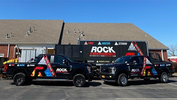 Rock Emergency Trucks